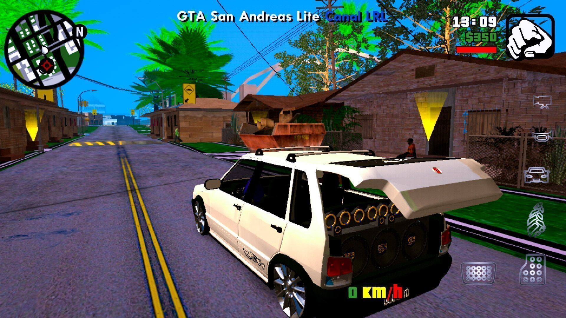 PSX 20190516 091904 - GTA Modificado para Android (565MB) apk+data