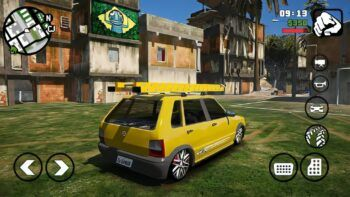 GTA BRASIL MODIFICADO (300MB) PARA ANDROID