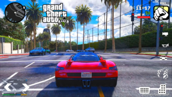 GTA V ANDROID MOBILE